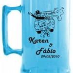 Canecas de Acrílico Karen e Fabio 150x150