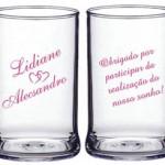 Canecas de Acrílico LIDIANE E ALECSANDRO 150x150