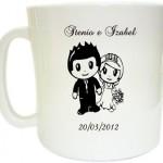 Canecas Personalizadas lembrancas de casamento canecas cafe 150x150