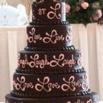 Decoração de Casamento rosa e marrom decoracao de casamento rosa e marrom 10 150x150