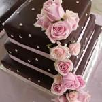 Decoração de Casamento rosa e marrom decoracao de casamento rosa e marrom 150x150