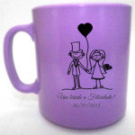 Canecas de Café Personalizadas canecas de cafe um brinde a felicidade 150x150