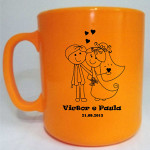 Canecas de Café Personalizadas canecas de cafe victor e paula 150x150