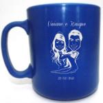 Canecas de Café Personalizadas canecas de cafe viviane e kaique 150x150